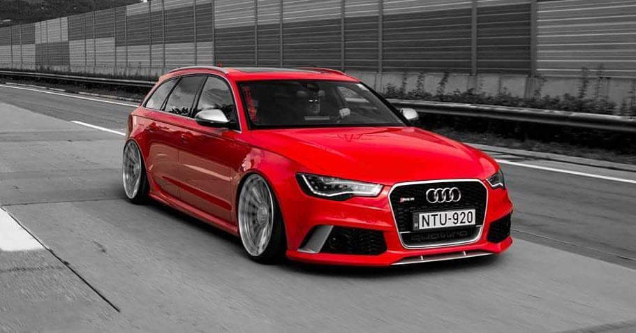 Audi RS6 - A RedBull by Rs-Tuning Hungary